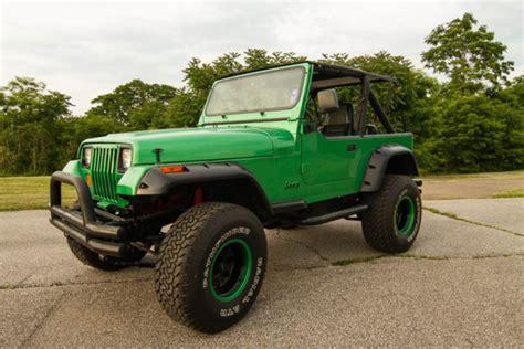 2wd Jeep Wrangler 1989 Jeep Wrangler V8 2wd