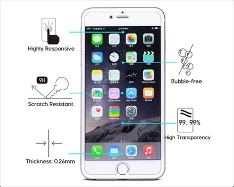 Tempered Glass Iphone 7 Screen Protector Iphone 7 High Quality best iphone 7 plus tempered glass screen protectors