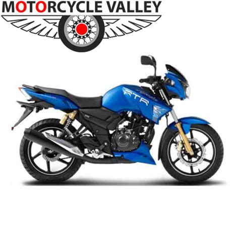 tvs apache rtr 150 matte series motorcycle price in