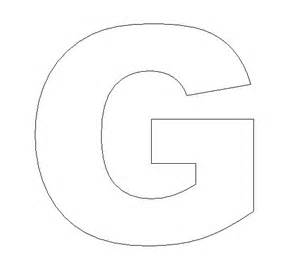 best photos of letter g giraffe head template letter g