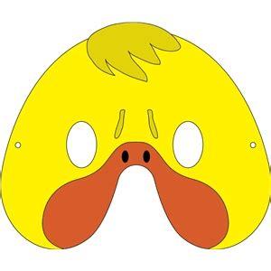 silhouette design store view design #31957: duck mask