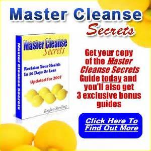 10 Day Master Cleanse Detox Diet by 129 Best Images About Master Cleanse Diet On