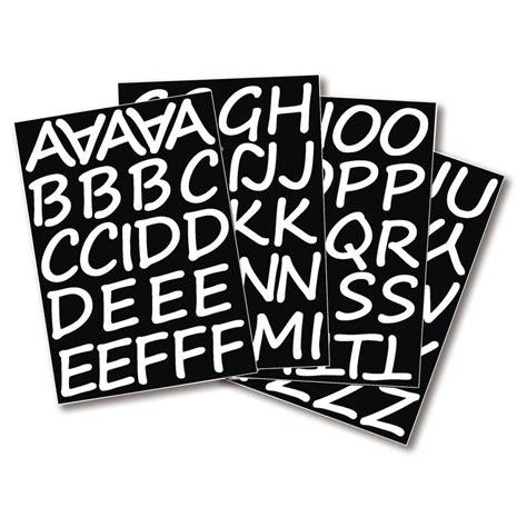 Klebebuchstaben Mini by Klebebuchstaben Schreibschrift 5 Cm Din A4