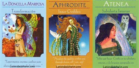 las cartas del orculo las cartas del or 225 culo de las diosas