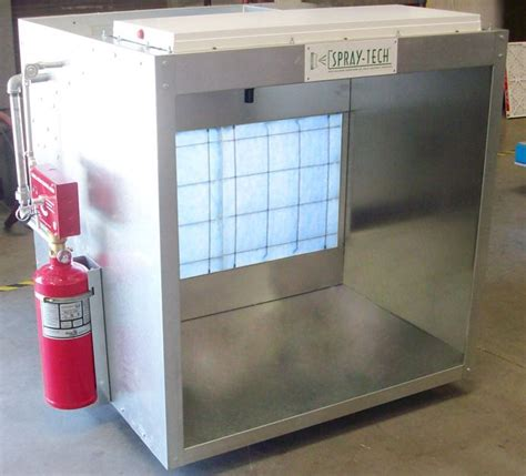 bench top spray booth pin by spray tech junair on industrial finishing