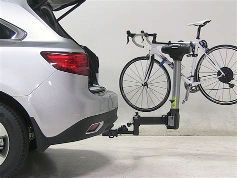 2016 acura mdx thule apex swing 4 bike rack for 2 quot hitches