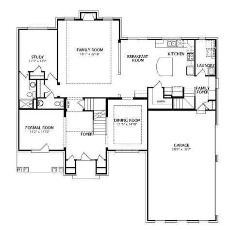 drees home floor plans langdon at brookhaven estates zionsville in