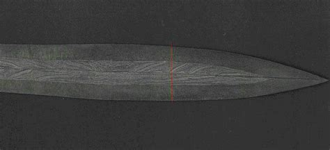 saxon pattern welding pattern welded sword of heroes a viking age layered