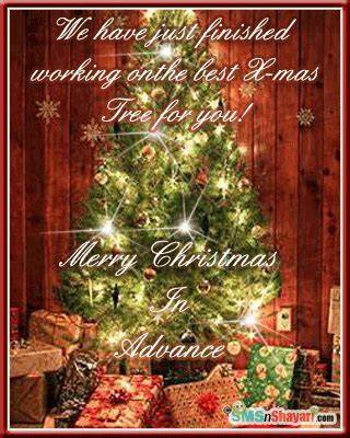 advance merry christmas wishes  pictures  guy