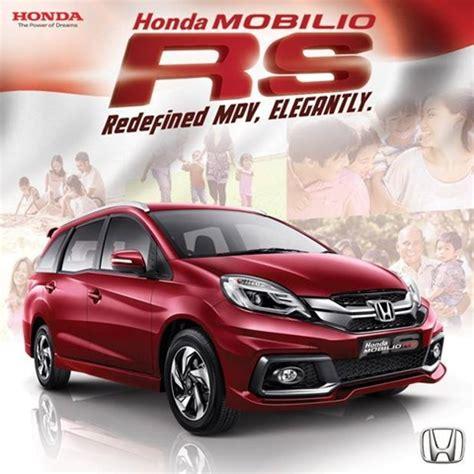 Spare Part Honda Mobilio Rs hpm rilis honda mobilio rs mulai rp 203 5 juta versi