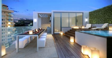 Open Balcony Design 95th on the ocean limited edition living luxury real