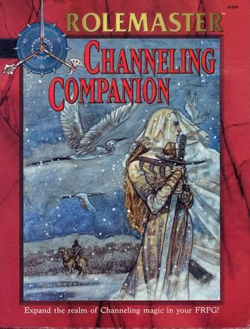 Rolemaster Companion 3 rolemaster channeling companion 5809