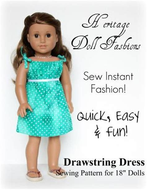 clothes pattern maker online free 18 inch doll clothes patterns and tutorials pixie faire