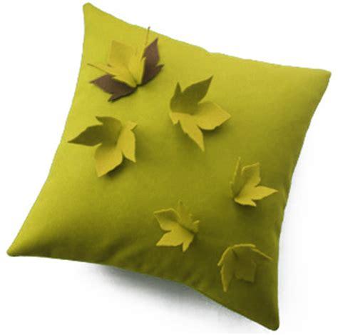 Leaves Cushion leaf cushion