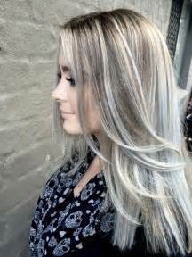 hilite for grey hair styles ash blonde hair with silver highlights 2016 google