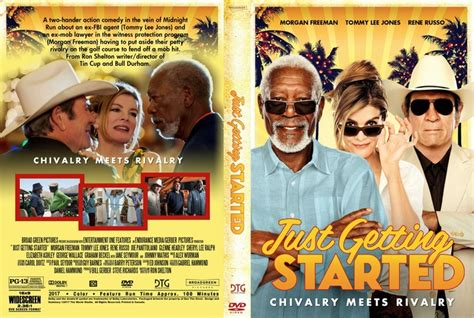 Gets An Cover by Just Getting Started 2017 Dvd Custom Cover Custom Dvd