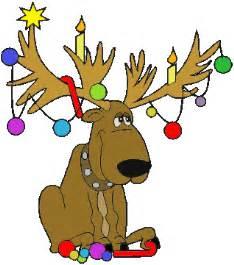 ipresentee iweb animation christmas deer
