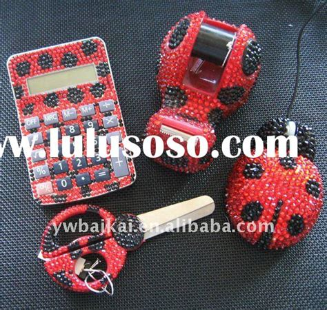 Rhinestone Desk Set Rhinestone Desk Set Manufacturers In Ladybug Desk Accessories