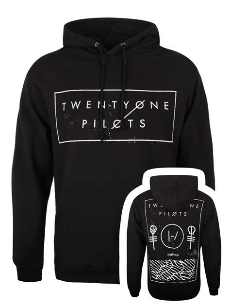 Jaket Sweater Hoodie Twenty One Pilots Pilot 3 Keren Alfamerch 1 Twenty One Pilots Thin Line Box S Black Hoodie Buy