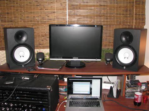 Speaker Yamaha Hs 80 yamaha hs80m image 285485 audiofanzine