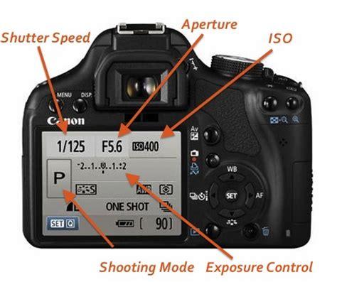 st  basics  dslr camera