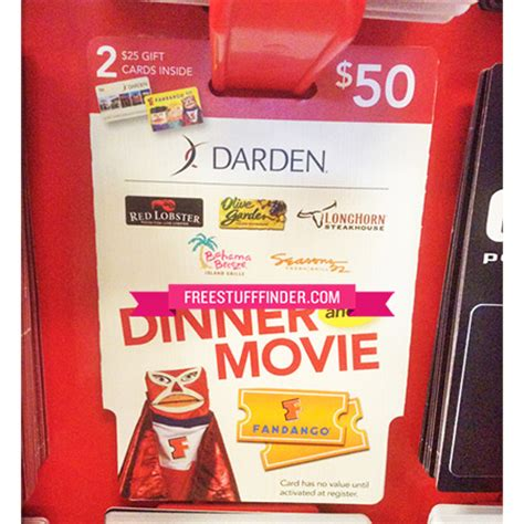 Fandango Gift Card Deals - 50 fandango gift card for 40 at cvs