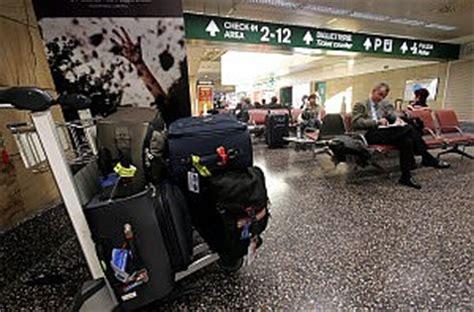 ufficio oggetti smarriti genova boom di oggetti smarriti in aeroporto c 232 perfino chi ha