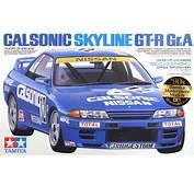 124 Nissan R32 GT R Calsonic GrA  Ltd 24102