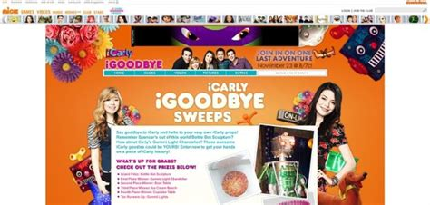 Icarly Sweepstakes - icarly quot ipromise not to tell quot images frompo