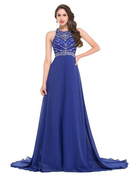 royal blue formal dresses royal blue evening dresses 2016 sequined beaded formal dinner dresses avondjurk