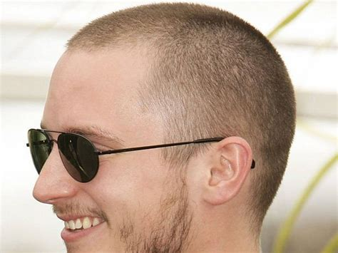 short haircut male pattern baldness 25 cool short hairstyles for balding men
