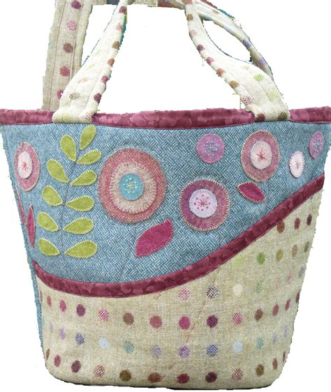 Patchwork Bag Kits - sewing patterns kits patchwork quilting