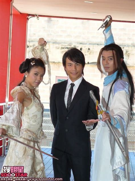 Tokwie Jing Yu Tang 2 Naga the sword and the chess of 2007 drama