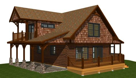 high peaks floorplan series the original lincoln logs