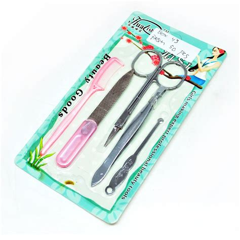 Perias Kuku Nail Tools Professional Kit Nail Tools Professional Nail Eyebrow Kit Perias Kuku