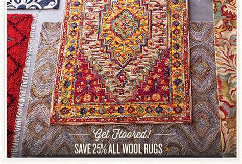 rug sale world market cost plus world market it s rug caravan 25 all wool rugs and more milled