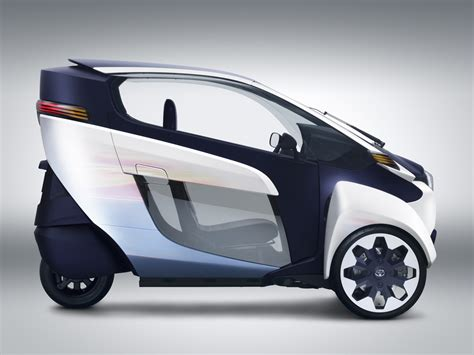 Toyota Road Toyota I Road Concept Photo Gallery Autoblog