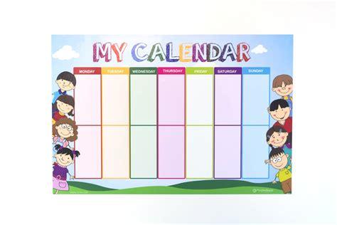 calendars with children magnetic calendar