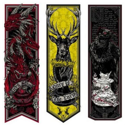 House Lannister by Incredible Game Of Thrones Banner Sigils