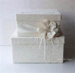 wedding boxes for cards best 25 wedding money boxes ideas on silver