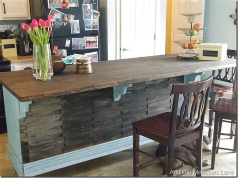 how to turn a dresser into a kitchen island hometalk