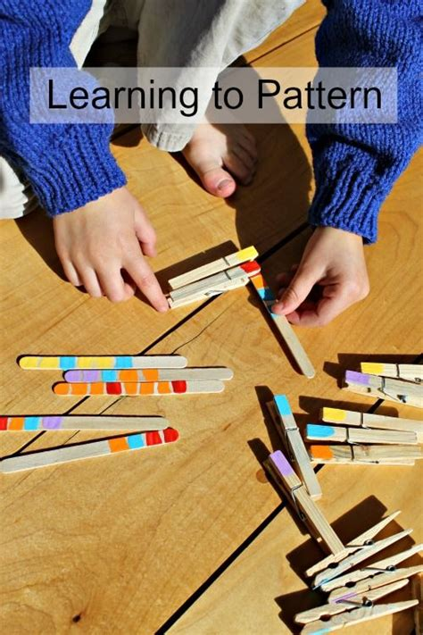 introducing pattern to kindergarten 119 best images about preschool math on pinterest