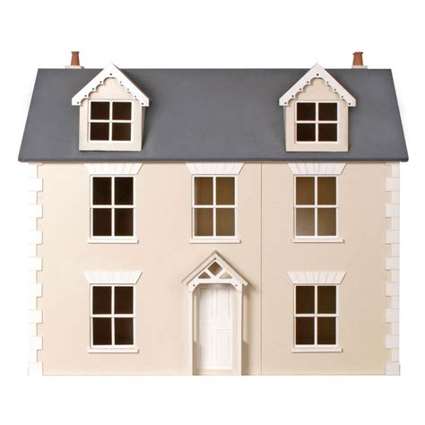 pinterest dolls house 1 24th scale willow cottage dolls house roomy easy to build also an investment