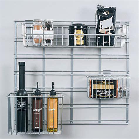 Kitchen System Lewis Buy Walltech Storage Kitchen Basket System Lewis