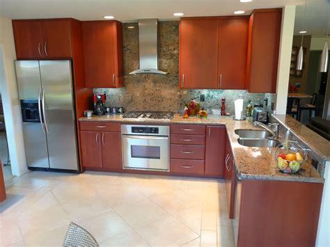 sleek modern red cherry kitchen danilo nesovic designer builder kitchen bath remodeling