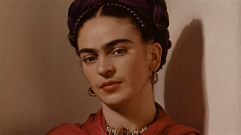 Frida Kahlo Living Series doc of the week the and times of frida kahlo