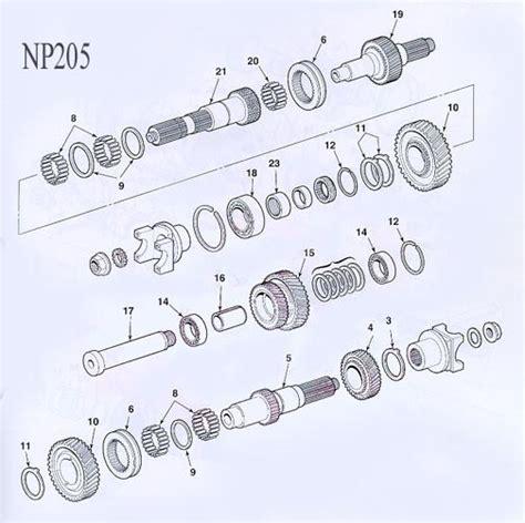 246 gm transfer diagram np246 transfer diagram gmc transfer diagram