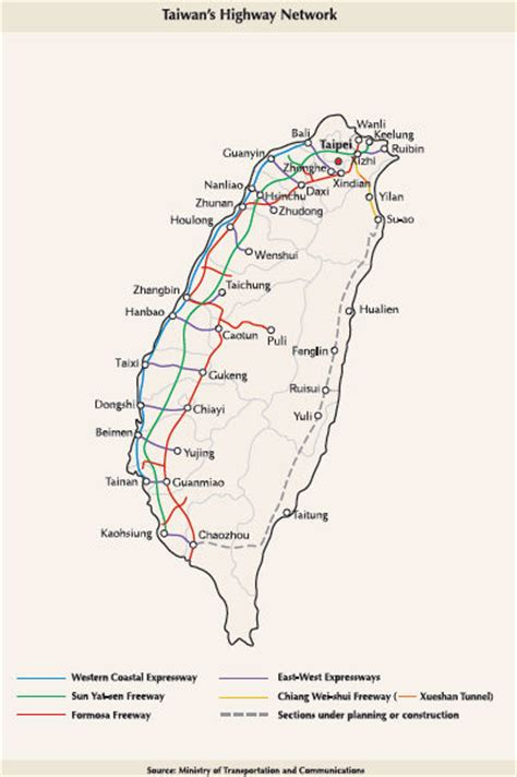 map of us east coast mountain ranges taiwan east coast highway plans