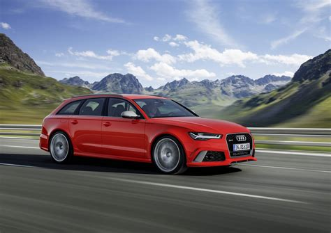 Official: 2016 Audi RS6 and RS7 Performance Models GTspirit