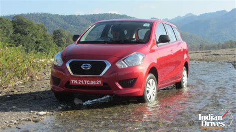 Spare Part Datsun Go Plus datsun go plus mpv test drive and review in india indiandrives